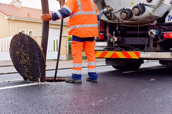Sewer Cleaning Near