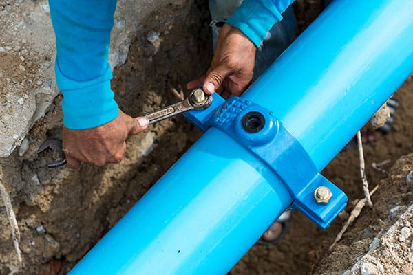 Sewer Line Cleaning