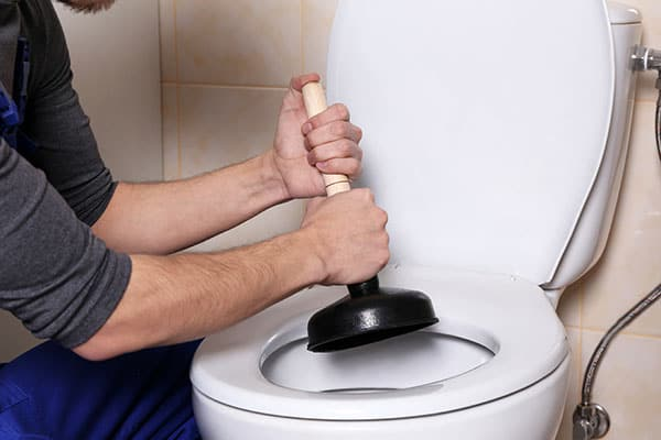 Toilet Clogged